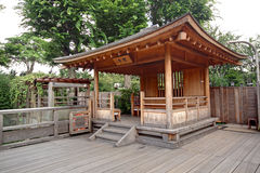Wood Pavilion Royalty Free Stock Image