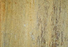 Wood peeling background. Details of brown old wood peeling Royalty Free Stock Photography