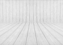 Wood perspective background. For room interior Stock Images