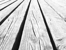 Wood in Perspective Texture 3 Stock Photography