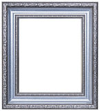 Wood picture frame. Wood frame isolated on a white background Royalty Free Stock Images