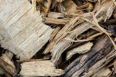 Wood piled backround Stock Photos