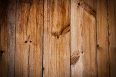 Wood pine plank brown texture background Stock Photo