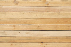 Wood pine plank yellow texture Stock Photos