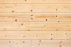 Wood pine planks. Royalty Free Stock Photos
