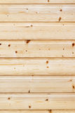Wood pine planks. Wood pine planks lite brown texture fragment as a background composition Royalty Free Stock Photos