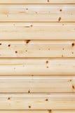 Wood pine planks. Royalty Free Stock Photos