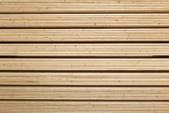 Wood pine timber for construction buildings Royalty Free Stock Photo