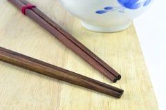 Wood pinnar. Fotografering för Bildbyråer