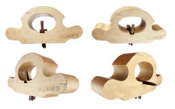 Wood plane collection Royalty Free Stock Image