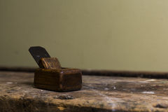 Wood planer Royalty Free Stock Photography