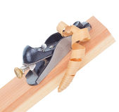 Wood planer. Stock Photography