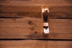 Wood planer. Stock Photos