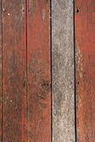 Wood Plank. Old wood plank background with a polished grunge surface in deep brown color royalty free stock image