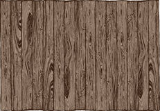 Wood plank alignment Royalty Free Stock Images