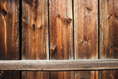Wood Plank Backgroud with Beautiful Texture Stock Photography