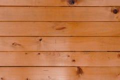 Wood plank background. Orange color, wooden surface stock image