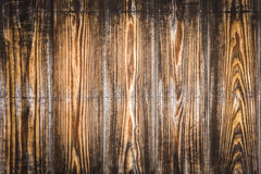 Wood plank background and texture retro version Stock Images