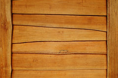 Wood plank brown background Stock Photo