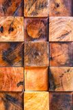 Wood plank brown, black, gray texture background.  Royalty Free Stock Photos