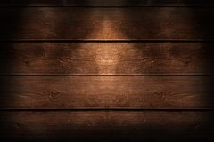 Wood plank brown Stock Images