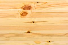 Wood plank brown texture Royalty Free Stock Photography