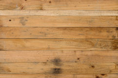 Wood plank brown texture Stock Images