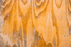 Wood plank brown texture background. wood all antique cracking f Stock Photo