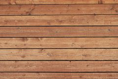 Wood plank brown texture background. Close up royalty free stock images