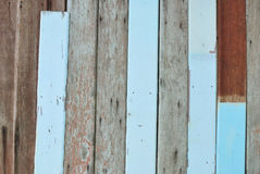 Wood plank brown texture background Stock Images