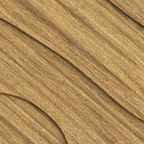 Wood plank 3d composition Royalty Free Stock Photos