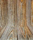 Wood plank decoration Stock Photos
