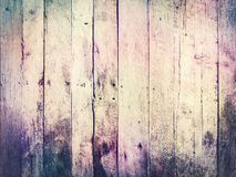 Wood plank with filter effect Royalty Free Stock Image