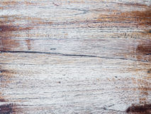 Wood plank floor with scratch Royalty Free Stock Photography