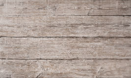 Wood Texture Background, Wooden Board Grains, Old Floor Striped Planks. Vintage White Timber or Grunge Table Royalty Free Stock Image