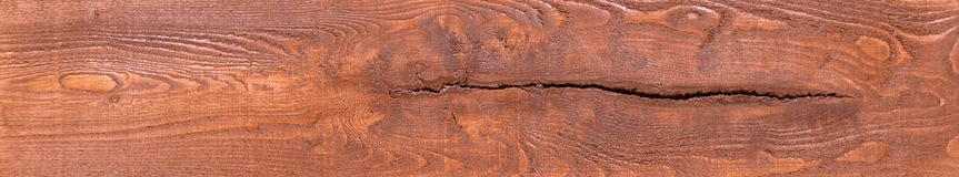 Wood plank grain texture, wooden board striped old fiber royalty free stock image