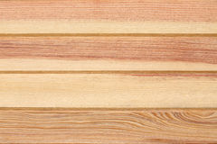 Wood plank panel background decorated wall Stock Image