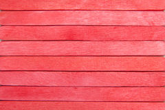 Wood plank red background Royalty Free Stock Images