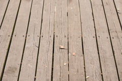 Wood plank veritcal Stock Photography