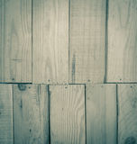 Wood plank wall background Stock Photography