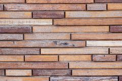 Wood plank wall background Royalty Free Stock Image