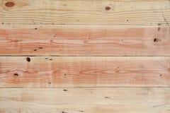 Wood plank wall horizontal background.  stock images
