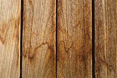 Wood plank wall texture. Teak wood plank wall texture royalty free stock photography
