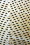 Wood plank walls Stock Image