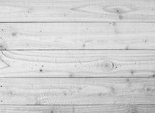 Wood plank white texture Royalty Free Stock Photos