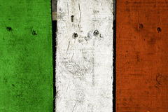 Free Wood Plank With Italian Flag Color Painted Background Stock Image - 57970981