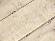 Wood planka Arkivfoto