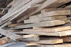 Wood planka Gray Texture Background Perspective, XXXL Royaltyfri Bild