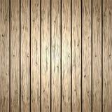 Wood plankabakgrund för vektor Royaltyfria Bilder