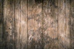 Wood plankabakgrundstextur Fotografering för Bildbyråer